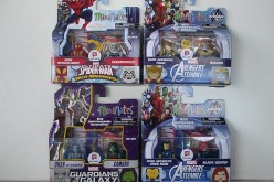 Walgreens Exclusive Marvel Minimates Series 2 In Stores Now