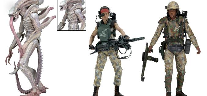 NECA Toys Aliens Series 9 – 30th Anniversary Figure Assortment