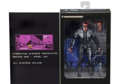 NECA Toys Closer Look: T2 Classic Video Game Appearance T-800 Action Figure