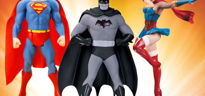 Entertainment Earth Offers Up To 30% Off Select Superhero States For National Superhero Day