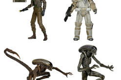 NECA Toys Aliens Series 8 Official Images & Details