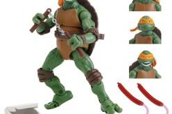Wal-Mart Exclusive Teenage Mutant Ninja Turtles Classics Secret Of The Ooze Figures