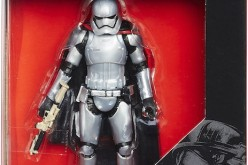 Hasbro Star Wars 3.75″ The Black Series Han Solo, Captain Phasma & Leia At Wal-Mart