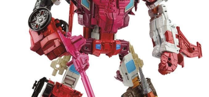 Hasbro Transformers Combiner Wars Computron Official Press Images