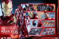 Hot Toys Diecast Captain America: Civil War – Iron Man Mk 46 Pre-Orders