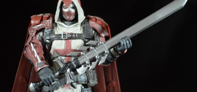 DC Collectibles Batman Arkham Knight Azrael Review