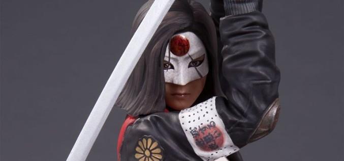 DC Collectibles Suicide Squad Katana Statue