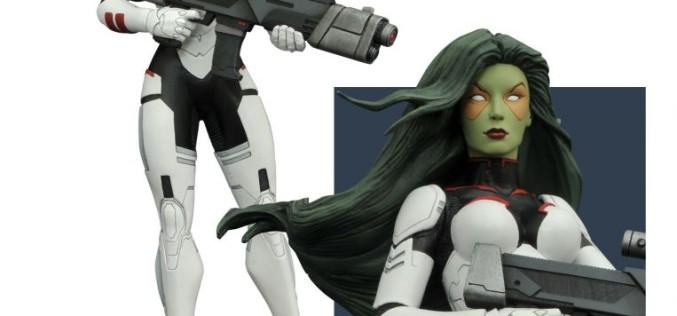 Diamond Select Toys Announces Gamora To The Premier Collection Resin Statue