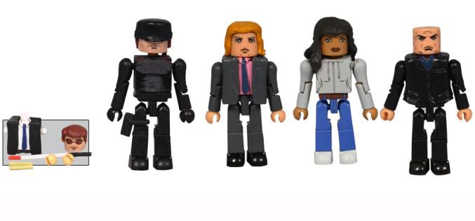 Diamond Select Toys Marvel's Daredevil Netflix Minimates Figures