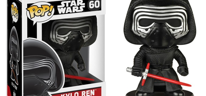 Fun.com & ToyHypeUSA Present Star Wars: The Force Awakens Pop! Vinyl Figure Giveaway