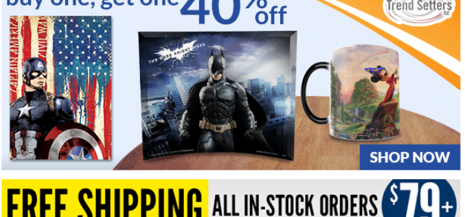 Entertainment Earth: Batman, Gotham, Ghostbusters, TMNT, Marvel & More
