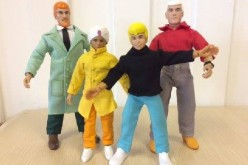Figures Toy Company Announces Johnny Quest 8″ Clothed Retro Figures