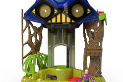 Fisher-Price Imaginext DC Super Friends Hall Of Doom Playset $10.28 On Wal-Mart