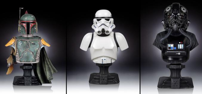 Gentle Giant Announces New GameStop Exclusive Star Wars Busts