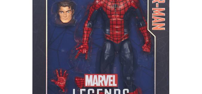 Hasbro Marvel Legends Series 12″ Spider-Man Figure Pre-Orders