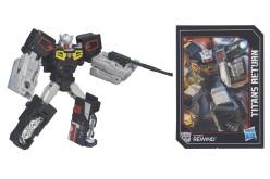 Hasbro Transformers Titans Return Rewind & Stripes Figure Listings On Amazon