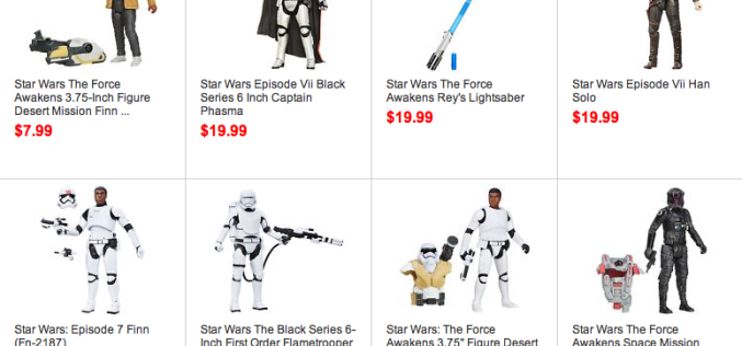Hasbro's eBay Store Once Again Restocks With Latest Star Wars Figures