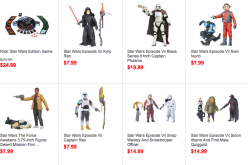 Hasbro's eBay Store Restocks With Latest Star Wars Figures With Free Shipping