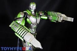 Hot Toys Iron Man 3 Mark XXVI Gamma Armor Sixth Scale Figure Review