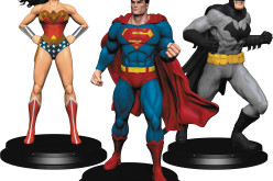 Icon Heroes New DC Comics Statue Paperweights