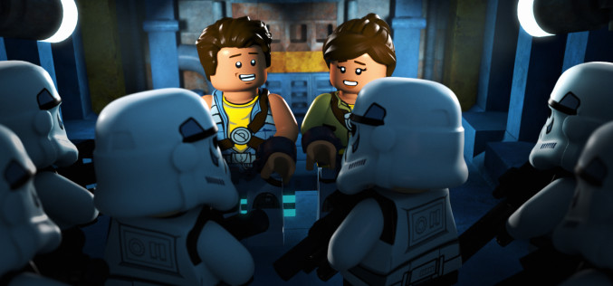 LEGO Star Wars: The Freemaker Adventures Press Release