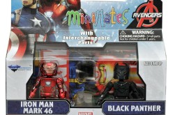 Marvel Minimates Captain America: Civil War Series 66 In Package Images