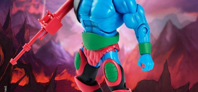 Mattel: Masters Of The Universe Classics Club Grayskull Trap Jaw New Figure Images