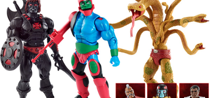 Mattycollector Announces April 2016 Sale – Trap Jaw, Anti-Eternia He-Man, & More