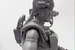 NECA Toys Aliens 7″ Private J. Vasquez Preview