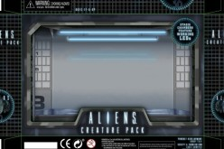 NECA Toys Aliens Creature Pack Packaging Preview