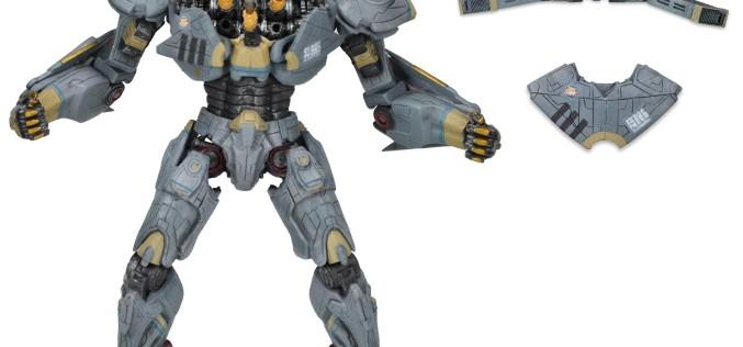 NECA Toys Pacific Rim 7″ Scale Ultimate Striker Eureka On Amazon