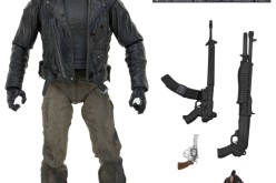 NECA Toys The Terminator Police Station Assault T-800 Ultimate Figure Details & Images