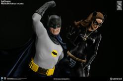 Sideshow Batman & Catwoman Classic TV Premium Format Figure Pre-Orders