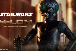 Sideshow Previews Star Wars 4-LOM Sixth Scale Figure
