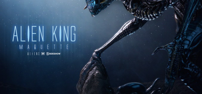 Sideshow Previews Upcoming Alien King Maquette