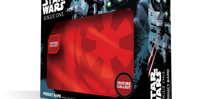 Star Wars Rogue One Packaging Revealed