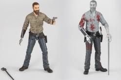"McFarlane Toys The Walking Dead Comic Series Exclusive Rick Grimes ""New Beginnings"" Figures"