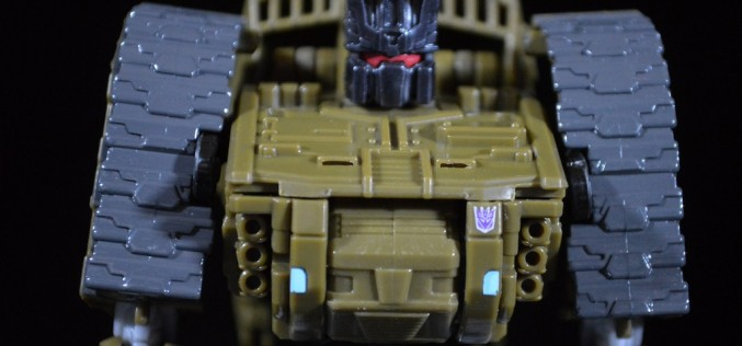 Transformers Generations Combiner Wars Brawl Review