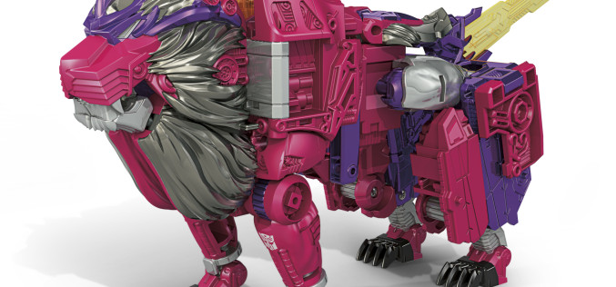 Hasbro Titans Return Voyager Alpha Trion & Astrotrain Official Press Images