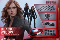 Hot Toys Captain America: Civil War Black Widow Sixth Scale Figure Pre-Order
