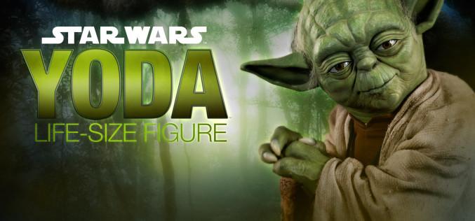 Sideshow's Star Wars Yoda Life-Size Figure Pre-Orders
