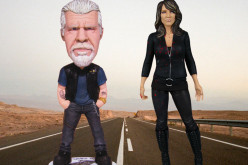 Sons Of Anarchy Select Figures, Bobble Heads, & More Up To 50% Off On Entertainment Earth