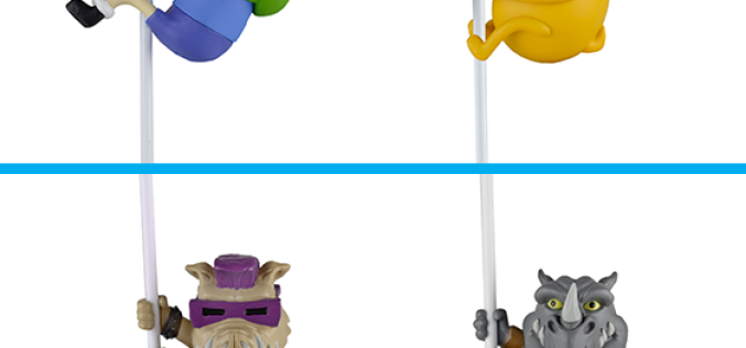 NECA Toys Shipping Update – Adventure Time & TMNT Scalers