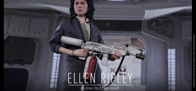 Hot Toys Alien – Ellen Ripley Sixth Scale Figure
