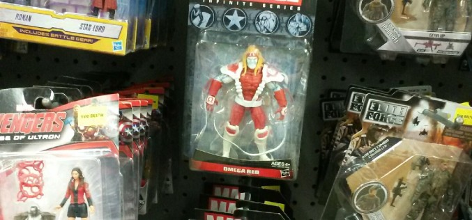 Five Below Is A Good Place To Find Some Older Hasbro Marvel 4″ Figures