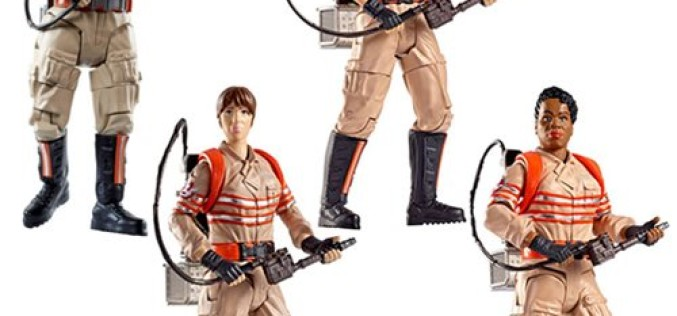 Mattel Ghostbusters 2016 Movie Toys In Stock On Amazon
