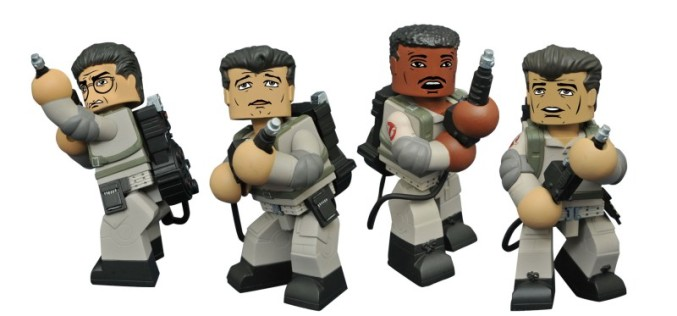 Diamond Select Toys Rolls Out New Vinimates Vinyl Figures For Ghostbusters, Predator & More