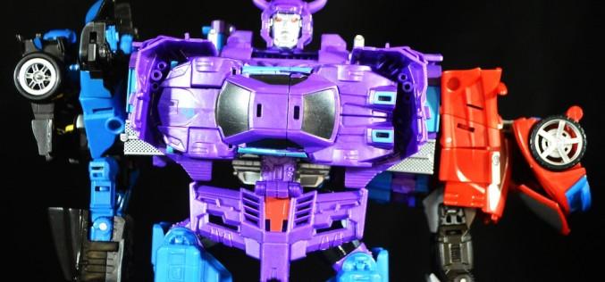 Hasbro Transformers Combiner Wars Generation 2 Menasor Stunticons Boxed Set Review