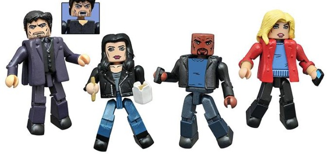 Coming Soon From DST: Deadpool, Jessica Jones & Alice Through The Looking Glass