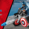 LEGO Shop Offering Free Captain America & Motorcycle With Purchase